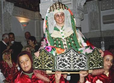 Свадьба в Марокко