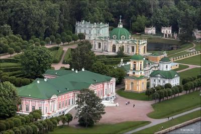 Усадьба графа Шереметьева в Кусково